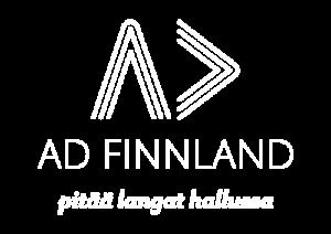AD Finnland logo slogan