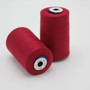 Ompelulanka VIGA 120 Puolukan punainen / 0226