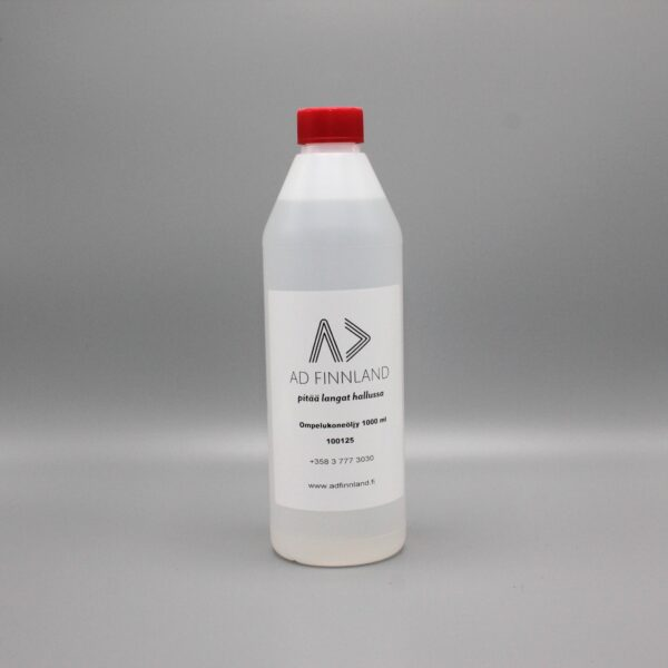 Ompelukoneöljy 1000 ml - AD Finnland
