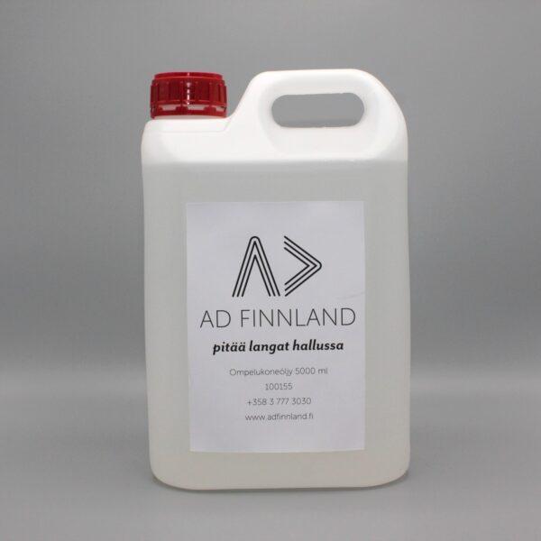 Ompelukoneöljy 5000 ml - AD Finnland