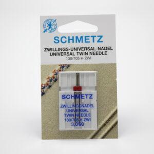 Schmetz 130/705 H TWIN 90 Kaksoisneula
