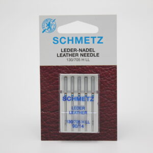 Schmetz 130/705 H LEATHER 90 Nahkaneula