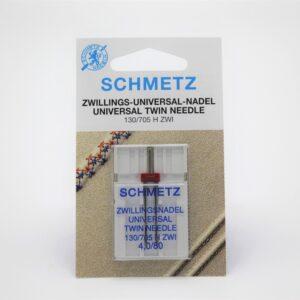 Schmetz 130/705 H TWIN 80 Kaksoisneula