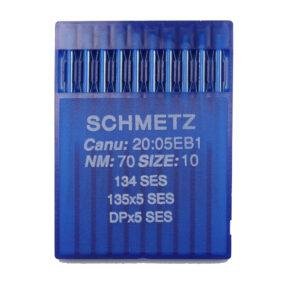 Schmetz 134 SES Pallokärkineula teollisuuskoneisiin