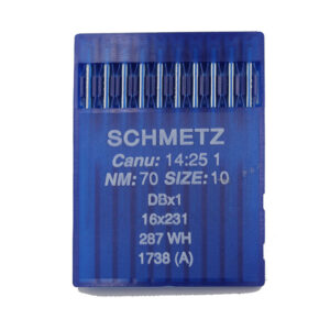 Schmetz 1738 R Yleisneula teollisuuskoneisiin