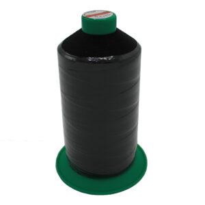 Tytan 40 musta polyesterilanka