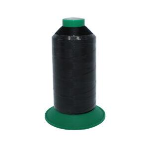 Tytan 60 musta polyesterilanka